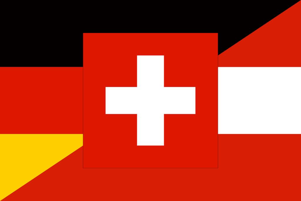 język niemiecki jest obecny na całym świecie
