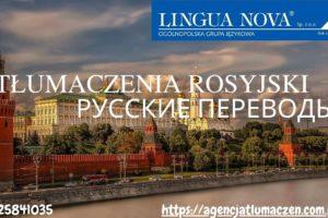 tłumaczenie rosyjski