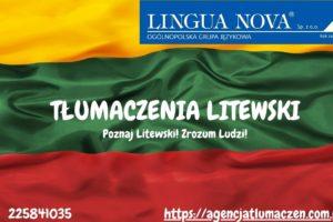 Tłumaczenie litewski