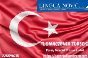 Tłumaczenie turecki