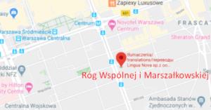 Tłumaczenia Śródmieście