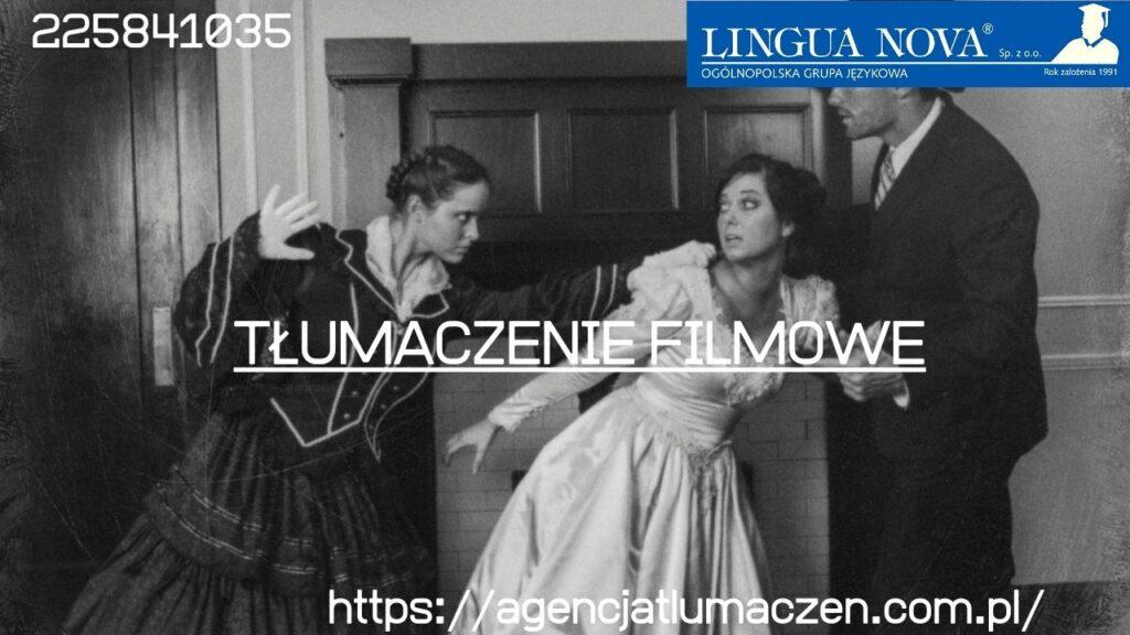 Tłumaczenia filmowe